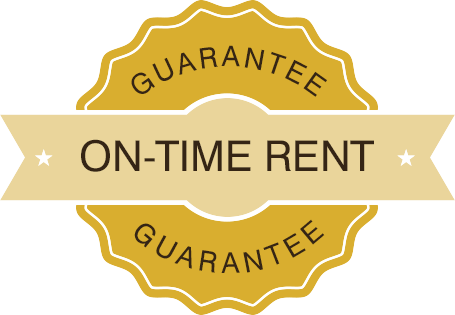 On-Time Rent Guarantee